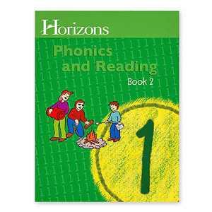 Horizons 1st Grade Phonics & Reading Student Book 2 (Lifepac)