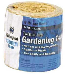 The Lehigh Group M3004Z0147 Twine Natural Jute Sisal 147 ft.