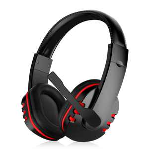 Gaming Headset for XBOX One, PS4, PC, TSV Surround Sound Noise Cancelling Over Ear Headphones with Mic, Soft Memory Earmuffs fCompatible with Laptop Tablet Mobile Phone Nintendo Switch Game