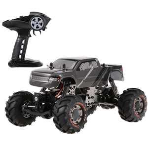 HBX 2098B 1/24 2.4GHz 4WD 4WS Devastator Rock Crawler RTR with Double Servo Off-road RC Car