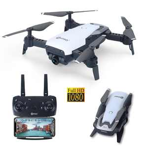 Contixo F16 FPV Drone with Camera 1080P HD RC Quadcopter 6 Axis Gyro, Optical Flow, Follow Me Mode, WiFi, Altitude Hold, Gesture Control, Headless Mode, 2.4G drone for kids & adults Batteries Included