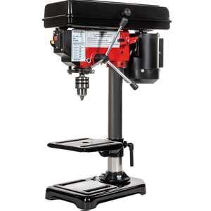 """Stark 8"""" Drill Press Laser Variable 5 Speed Stationary Bench 1/3 HP Motor Adjustable Wood Drilling"""