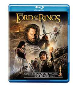 The Lord of the Rings: The Return of the King (Blu-ray + DVD)