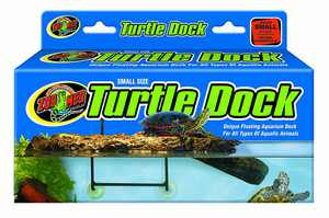 Zoo Med Laboratories Turtle Dock Small Turtle Pond Dock 5 X 11.25 Inch