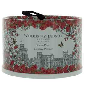 Woods of Windsor True Rose by Woods of Windsor 3.5oz Dusting Powder w Puff women