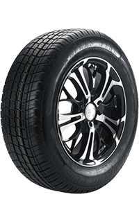 Americus Touring Plus 165/80R15 87T Passenger Tire