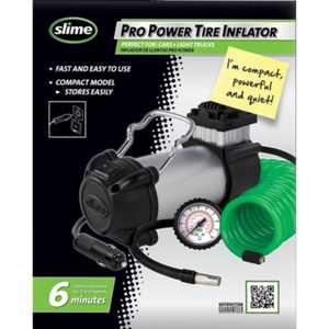 Compact Pro Power Tire Inflator
