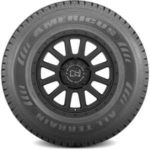 Americus Rugged All Terrain All-Terrain Tire - 265/70R18 116T