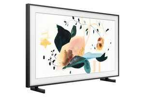 "SAMSUNG 43"" Class 4K UHD (2160P) The Frame QLED Smart TV QN43LS03T 2020"