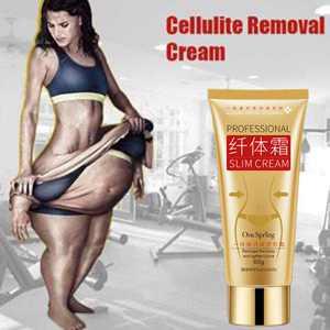 Slimming Cream Cellulite Removal Cream Fat Burner Weight Loss Nourishing Moisturizing Skin for Body Shaping