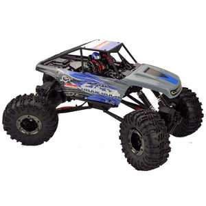 Redcat Racing DANCHEE-RIDGEROCK-BG 2.4 gHz 4 Wheel Steering Ridge Rock Brushed Electric RC Crawler Truck