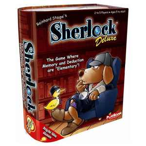 Reinhard Staupes Sherlock Deluxe