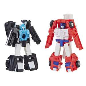 Transformers Generations: Siege Micromaster and Autobot Rescue Patrol Figures