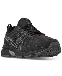 Men's GEL-Venture 7 Wide Width Running Sneakers from Finish Line