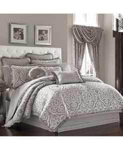 J Queen Luxembourg King 4pc. Comforter Set