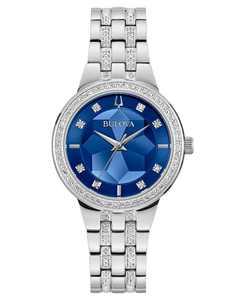 Women's Phantom Stainless Steel & Crystal Bracelet Watch 32.5mm