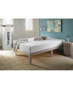 """SleepInc 10"""" Medium Firm Comfort Memory Foam Mattress- Queen"""