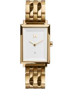 Women's Charlie Gold-Tone Stainless Steel Bracelet Watch 24mm