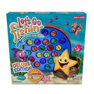 Pressman Let's Go Fishin' Deluxe Game