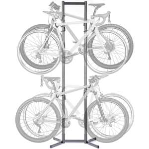 Delta Cycle Canaletto 4 Four Bike Stand for Garage Indoor Bike Storage