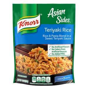 Knorr Rice Side Dish Asian Teriyaki 5.4 oz
