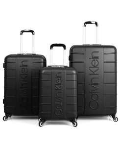 Bowery 3-Pc. Hardside Luggage Set