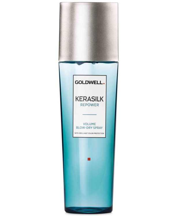 Kerasilk Repower Volume Blow-Dry Spray, 4.2-oz., from PUREBEAUTY Salon & Spa