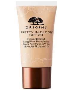 Pretty In Bloom Flower-Infused Long-Wear Foundation SPF 20, 1-oz.
