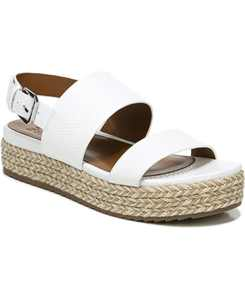 Patience Platform Slingback Sandals