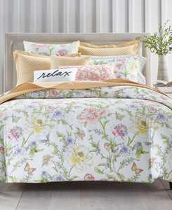 Blossom 300-Thread Count 3-Pc. King Comforter Set, Created for Macy's