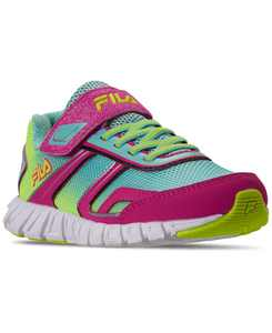 Little Girls Crater 19 Stay-Put Running Sneakers from Finish Line