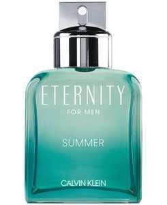 Men's Eternity Summer For Men Eau de Toilette, 3.3-oz.