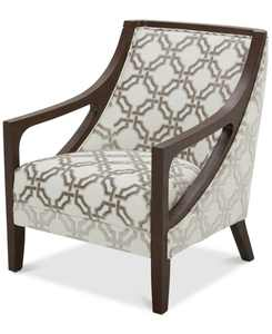"Yazlan 28"" Fabric Accent Chair"