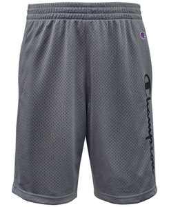 Big Boys Essential Logo Mesh Shorts