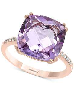 EFFY Semi-Precious & Diamond Statement Ring