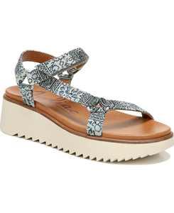 Bria Wedge Sandals
