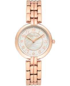 Women's Rose Gold-Tone Bracelet Watch 32mm