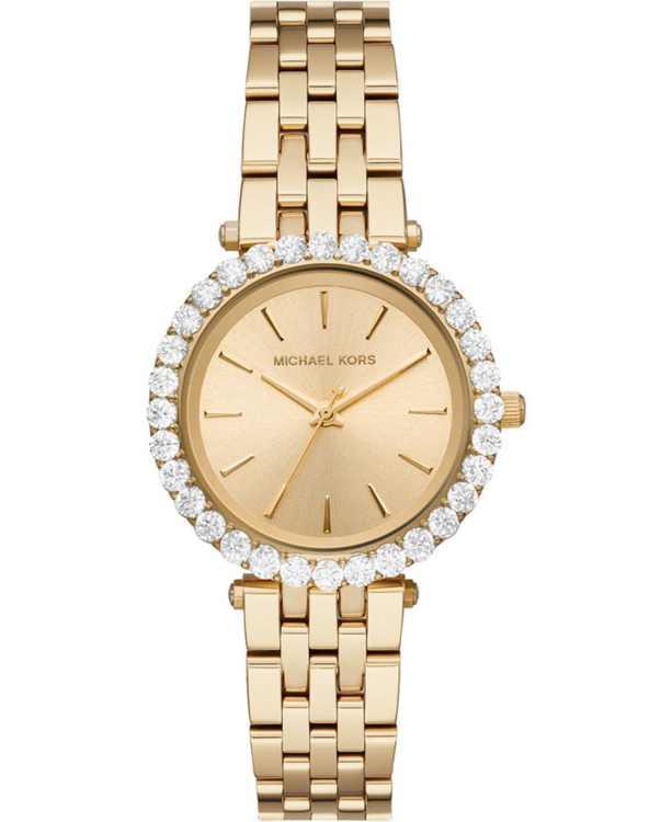 Women's Darci Gold-Tone Stainless Steel Bracelet Watch 34mm