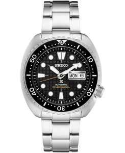 Men's Automatic Prospex King Turtle Stainless Steel Bracelet Watch 45mm