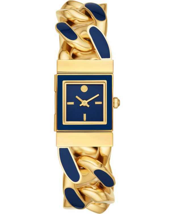 Women's Tilda Blue & Gold-Tone Stainless Steel Bracelet Watch 22mm