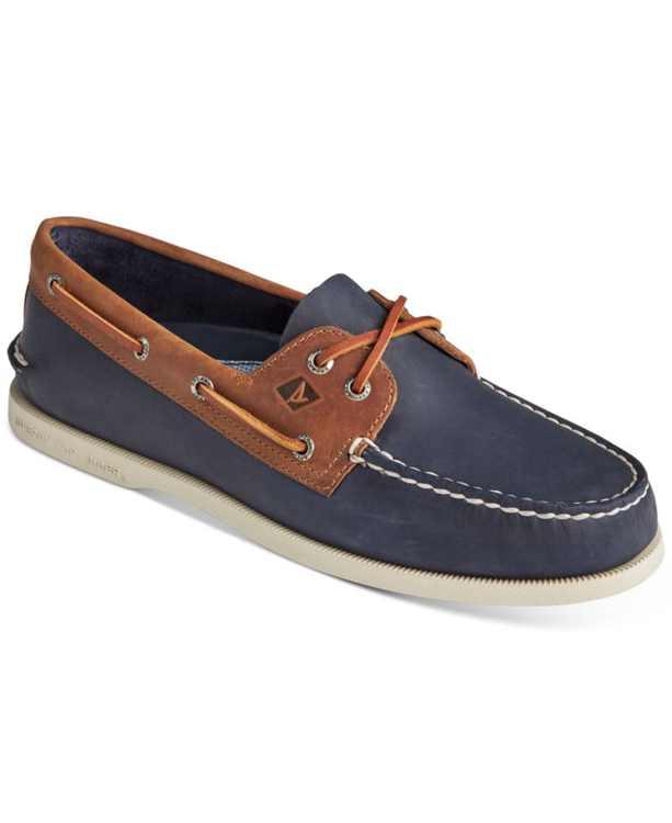 Men's A/O 2-Eye Wild Horse Boat Shoes