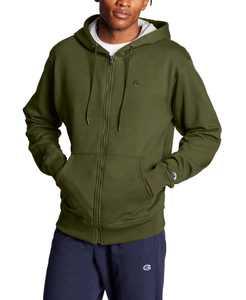 Men's Powerblend Fleece Zip Hoodie