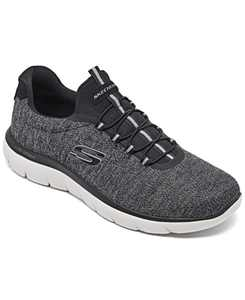 Men's Summits Forton Slip-On Casual Sneakers from Finish Line