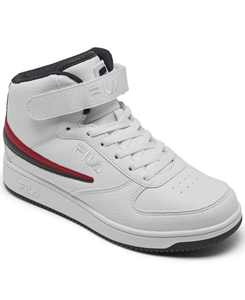 Men's A-High Stay-Put Closure High Top Casual Sneakers from Finish Line