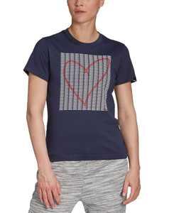 Women's Heart Graphic T-Shirt