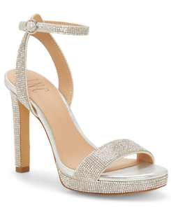 INC Daivi Platform Sandals, Created for Macy's