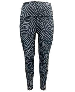 High-Rise Animal-Print 7/8 Leggings, Created for Macy's