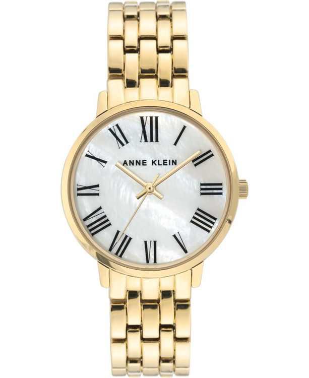 Women's Gold-Tone Bracelet Watch 34mm