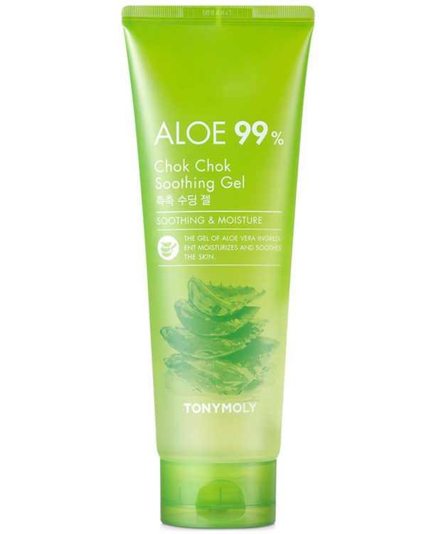 The Chok Chok Aloe Soothing Gel, 8.5-oz.