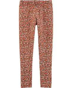 Big Girl  Floral Leggings